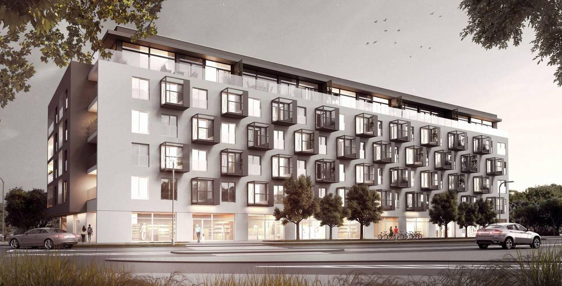Poznań: Na Polance – na Łacinie powstają nowe apartamenty