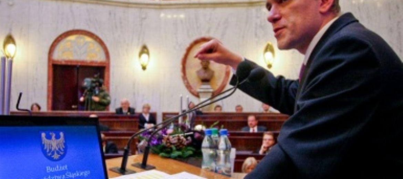 Uchwalono budżet województwa śląskiego