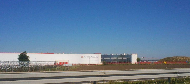 Fabryka Nestlé pod Wrocławiem