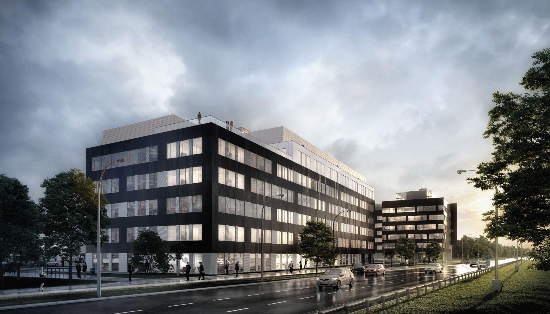 [Wrocław] Firma telekomunikacyjna w biurowcu West Link we Wrocławiu
