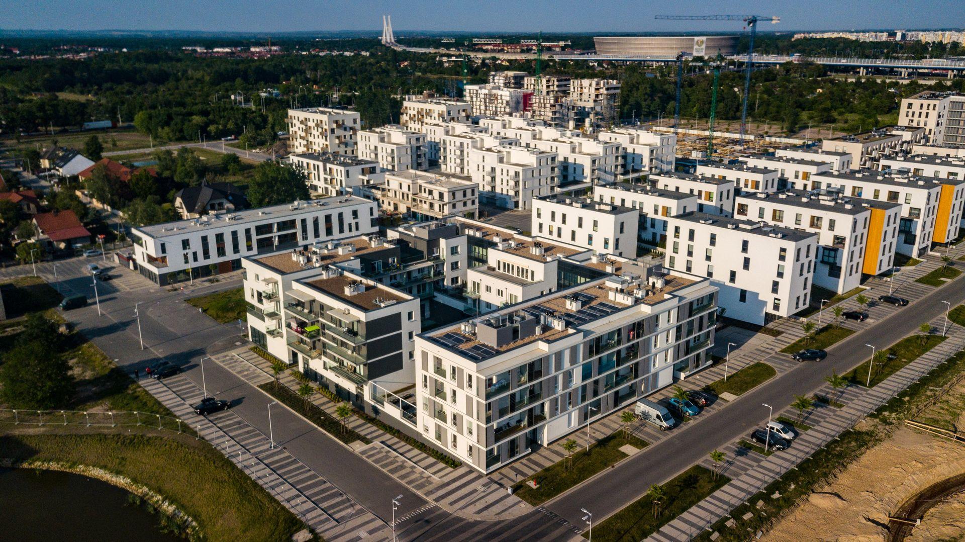 Wrocław: Lilia – Budotex przygotowuje się do swojej pierwszej inwestycji na Nowych Żernikach