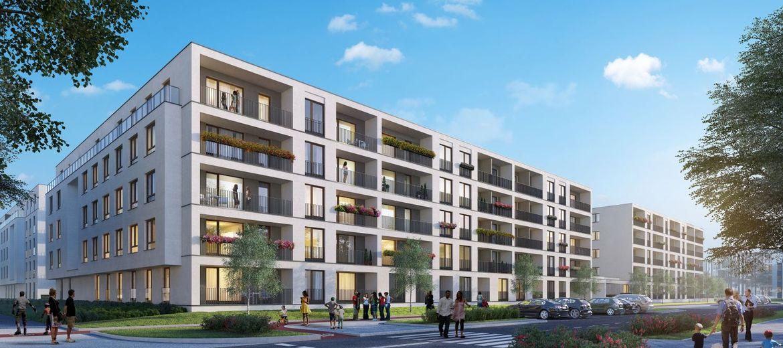 Nowe osiedle w Miasteczku