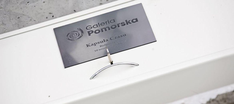 Galeria Pomorska wysłała wiadomość
