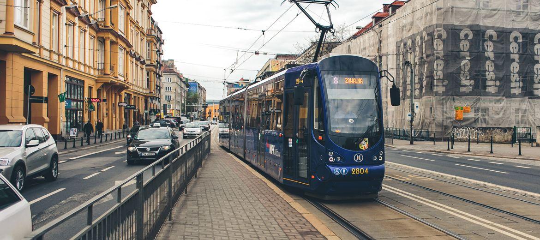 Wrocław: Tak pojedzie tramwaj