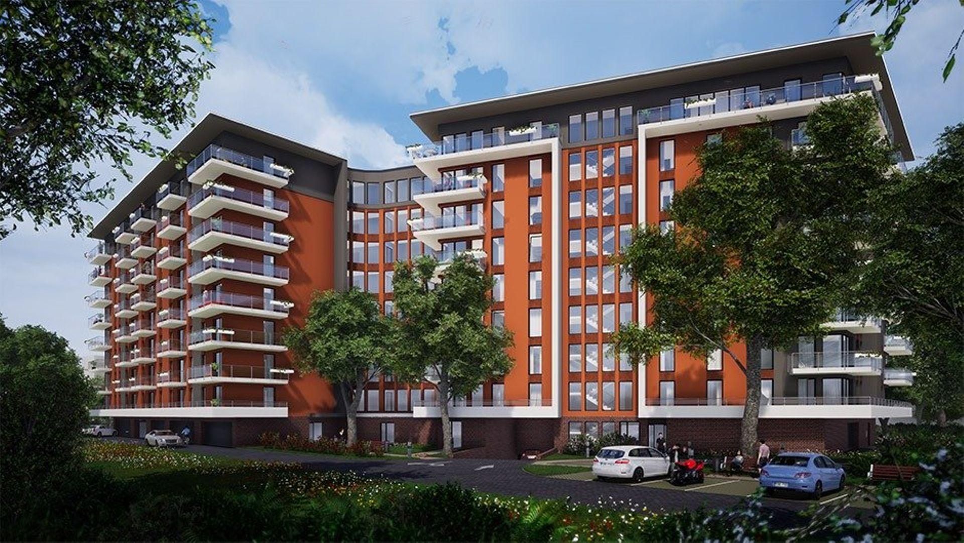Łódź: Apartamenty 8 Dębów – przybywa mieszkań w sąsiedztwie Księżego Młyna