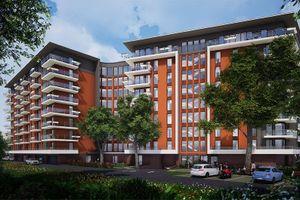 Łódź: Apartamenty 8 Dębów – przybywa mieszkań w sąsiedztwie Księżego Młyna [WIZUALIZACJE]