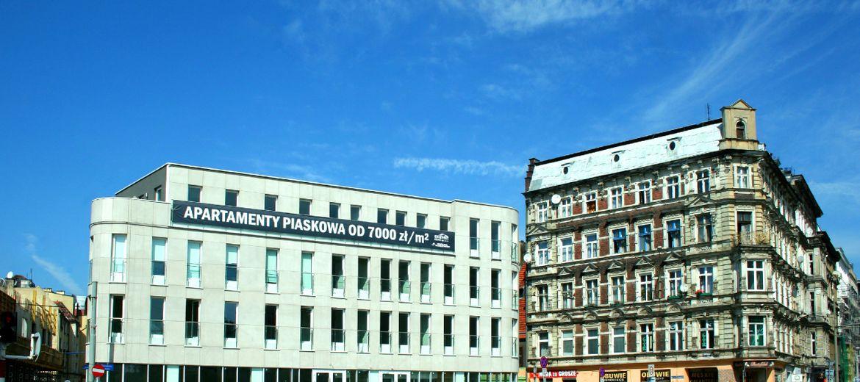 Wrocław Apartamenty Piaskowa