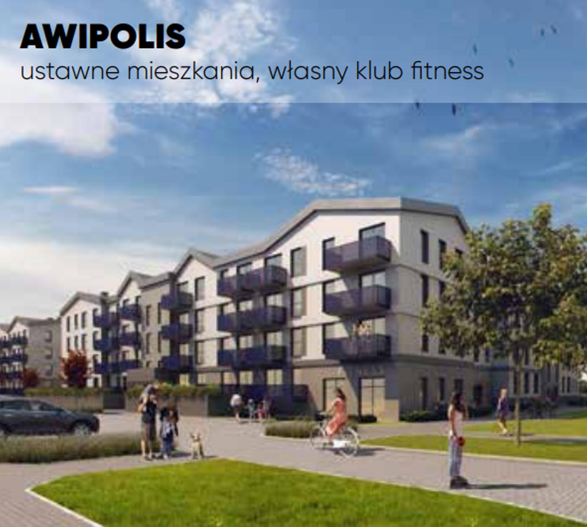 Wrocław: Awipolis – Archicom coraz bliżej budowy osiedla na Oporowie [WIZUALIZACJA]