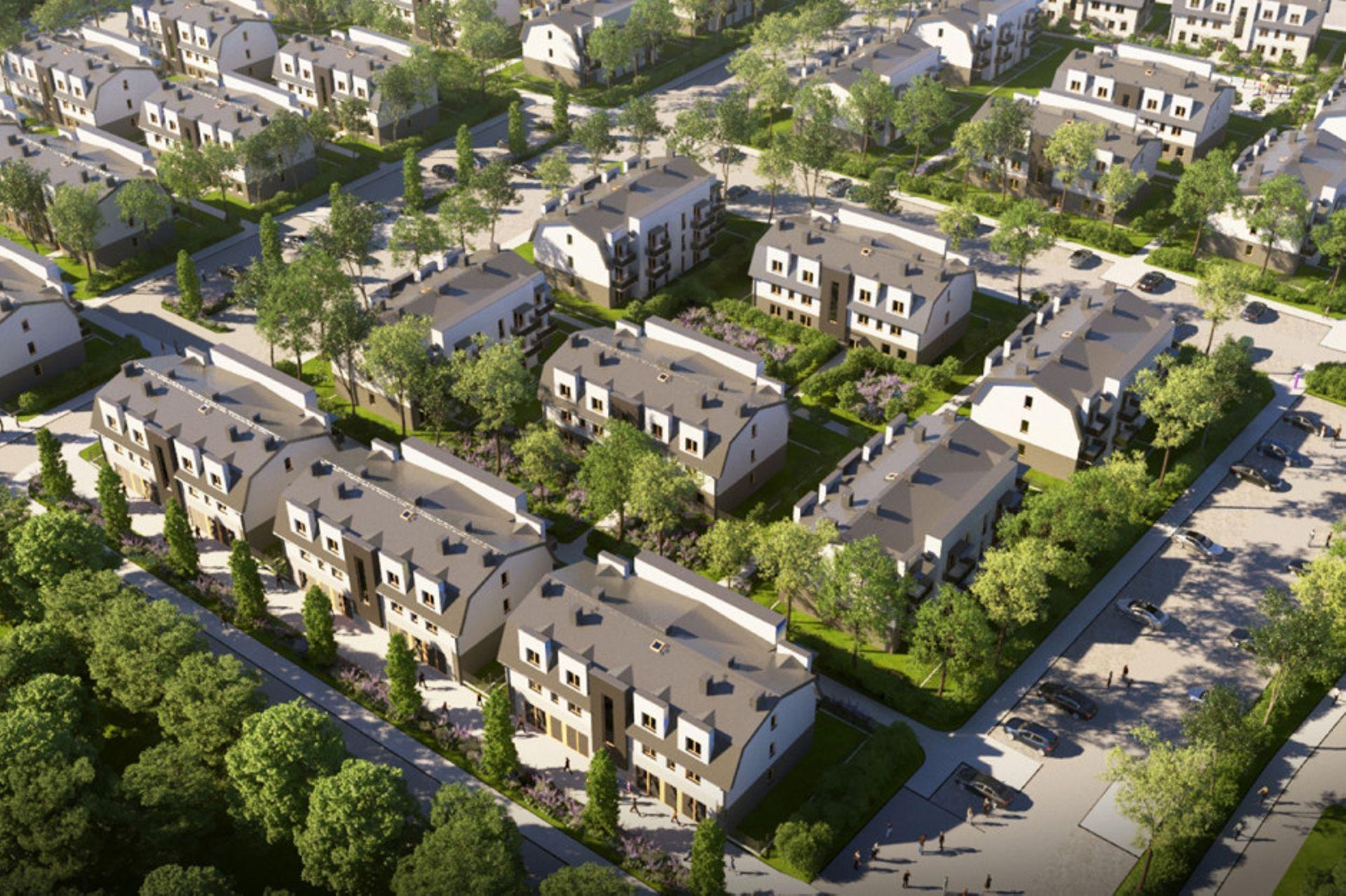 Pod Wrocławiem powstanie duże osiedle mieszkaniowe