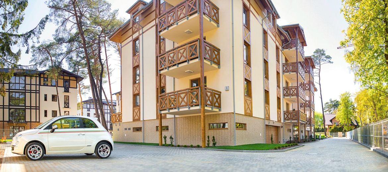 Nadmorskie apartamenty rozchwytywane przez
