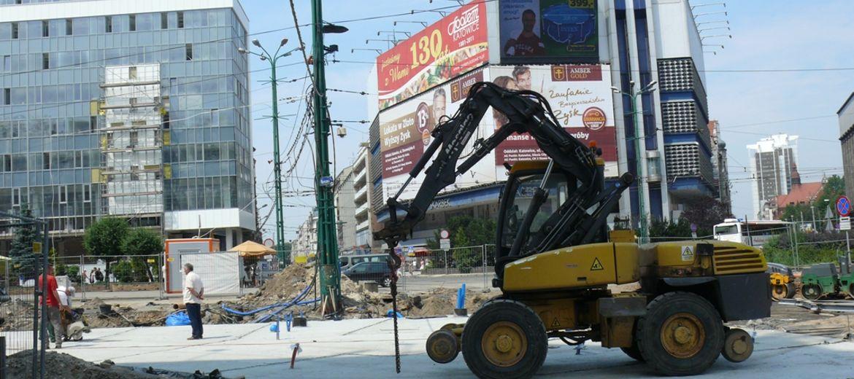 Rusza II etap przebudowy