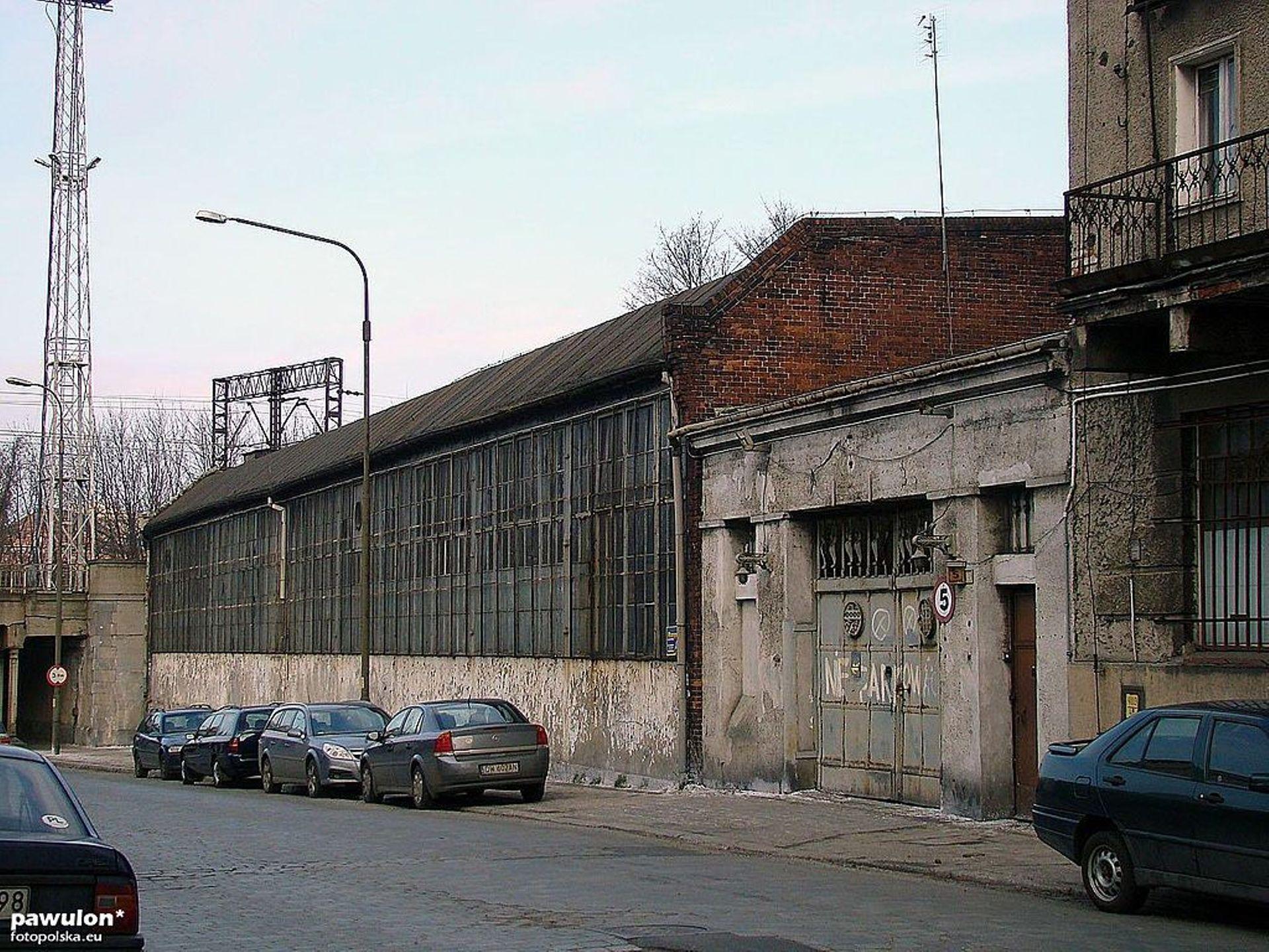 Wrocław: Archicom wyburzy dawną bazę remontową pod Browary Wrocławskie