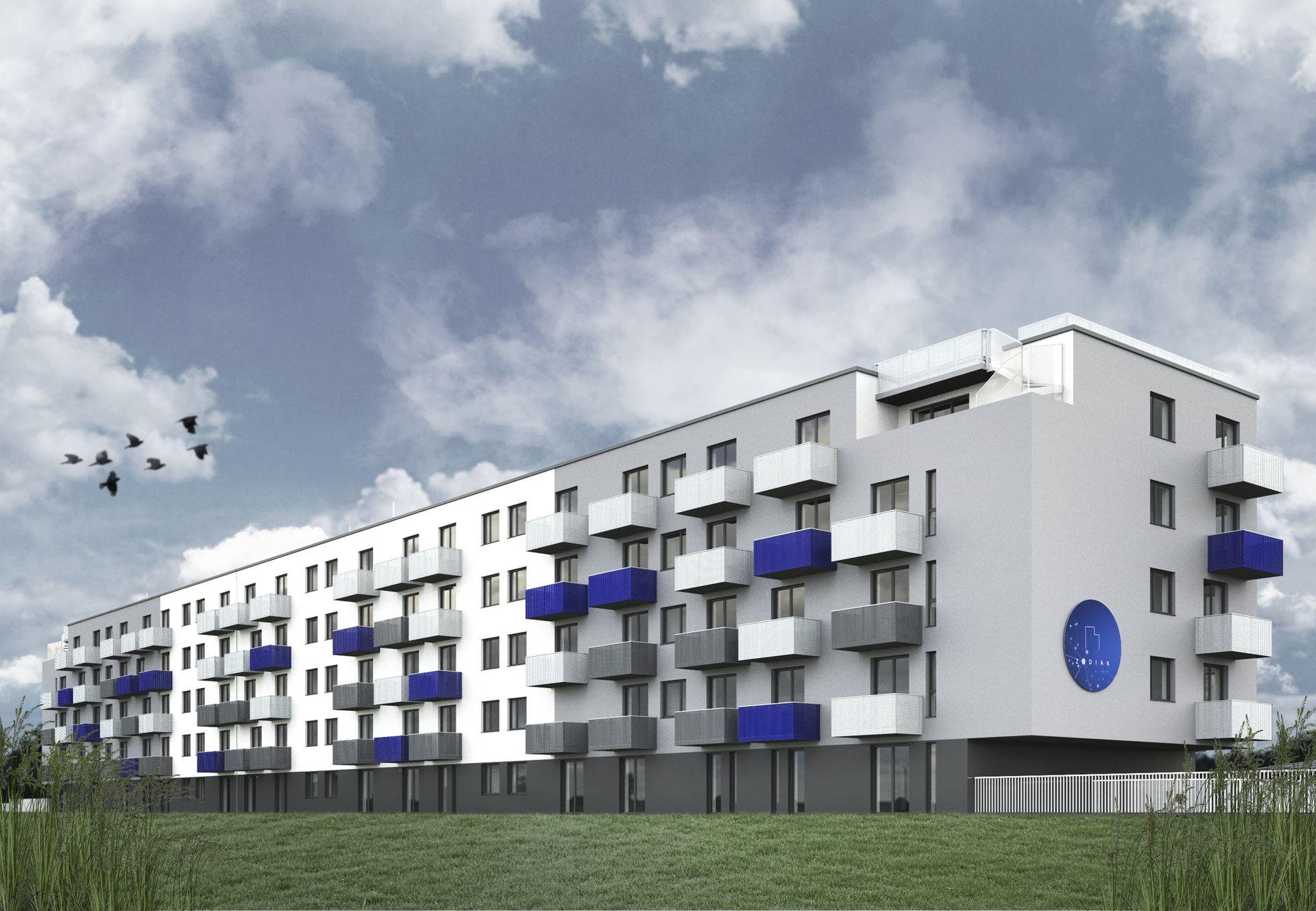Kraków: Zodiak – Orion zbuduje prawie tysiąc mieszkań w Bieżanowie