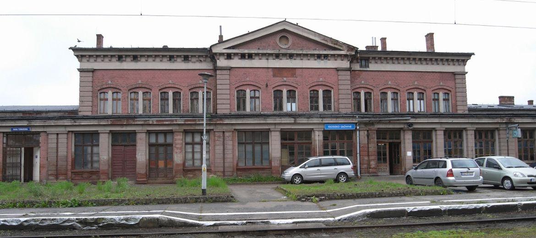 Modernizacja dworca Kłodzko Główne