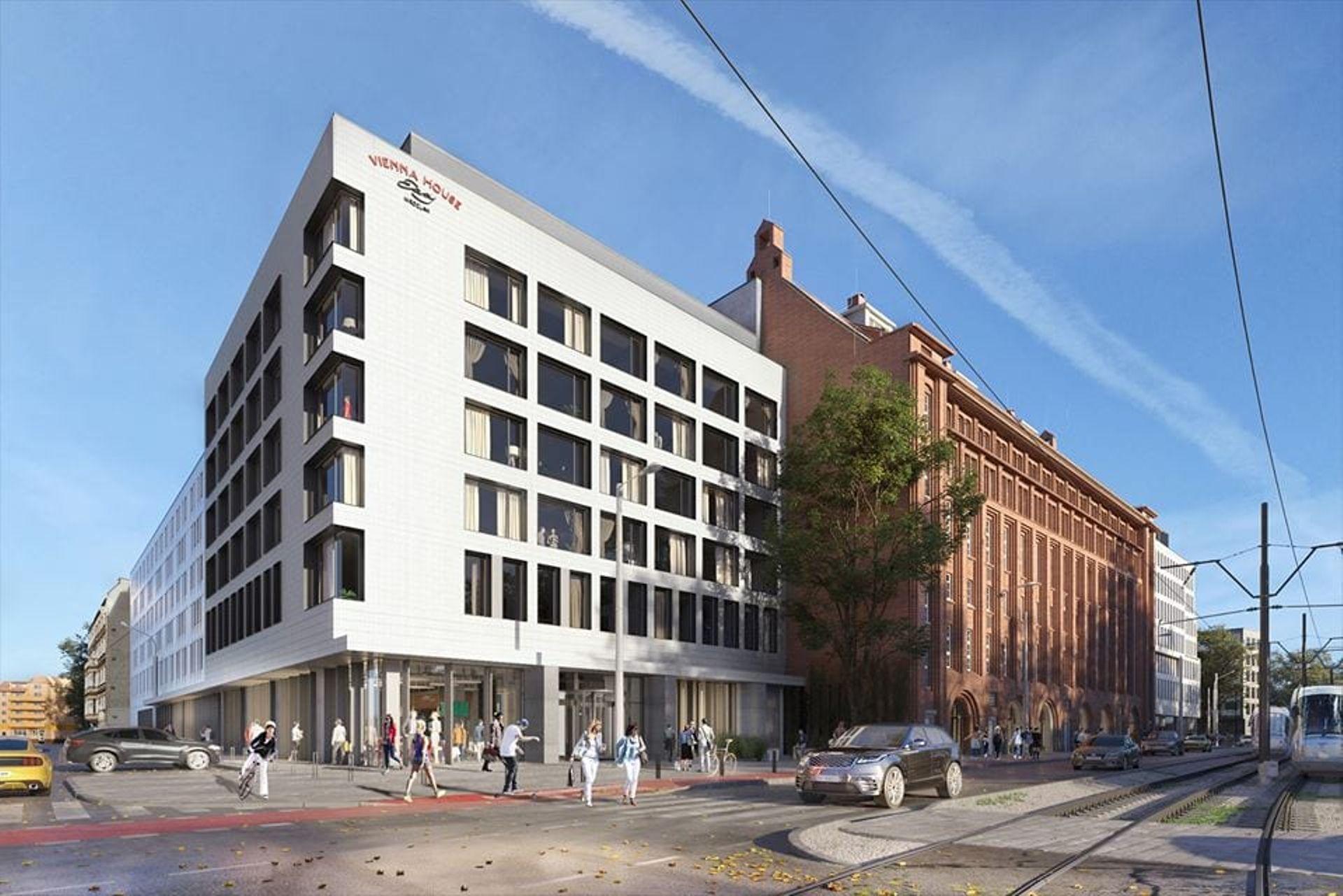 Umowa na budowę hotelu Vienna House Easy we Wrocławiu została rozwiązana