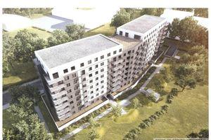 Wrocław: Vantage Development pierwszy zyska na lex deweloper? Chce budować mieszkania zamiast usług [WIZUALIZACJE]
