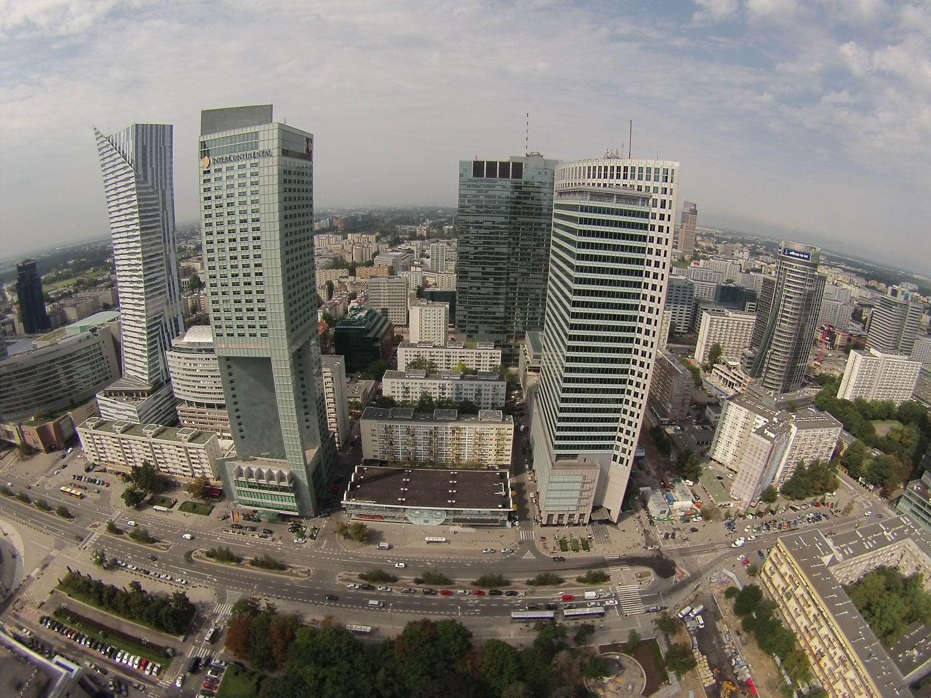 [Warszawa] Rynek powierzchni biurowych w Warszawie w III kwartale 2018 r.