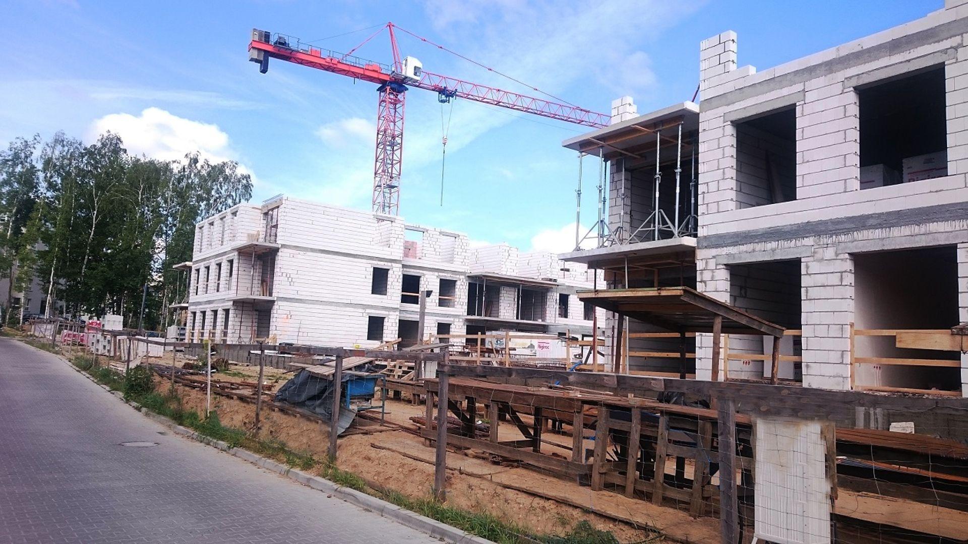 [Zielona Góra] Budowa Green Home – Kontynuacja w Zielonej Górze postępuje