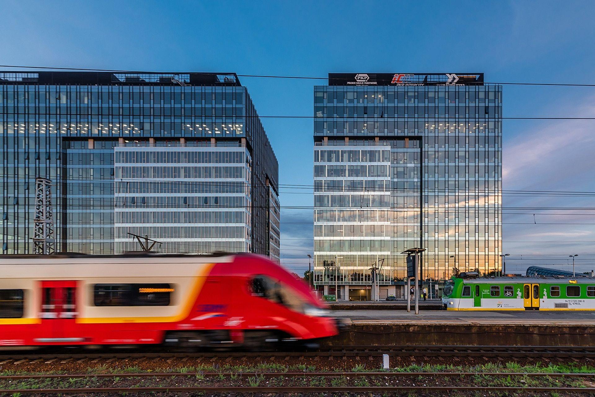 [Warszawa] Firma chemiczna wprowadza się do warszawskiego biurowca West Station II