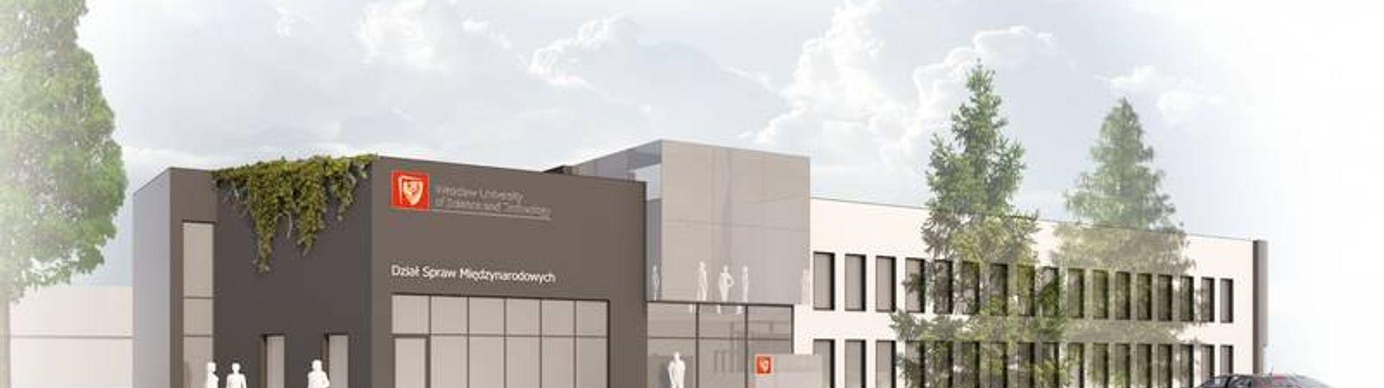 Politechnika Wrocławska projektuje nad Odrą nowe centrum badawcze