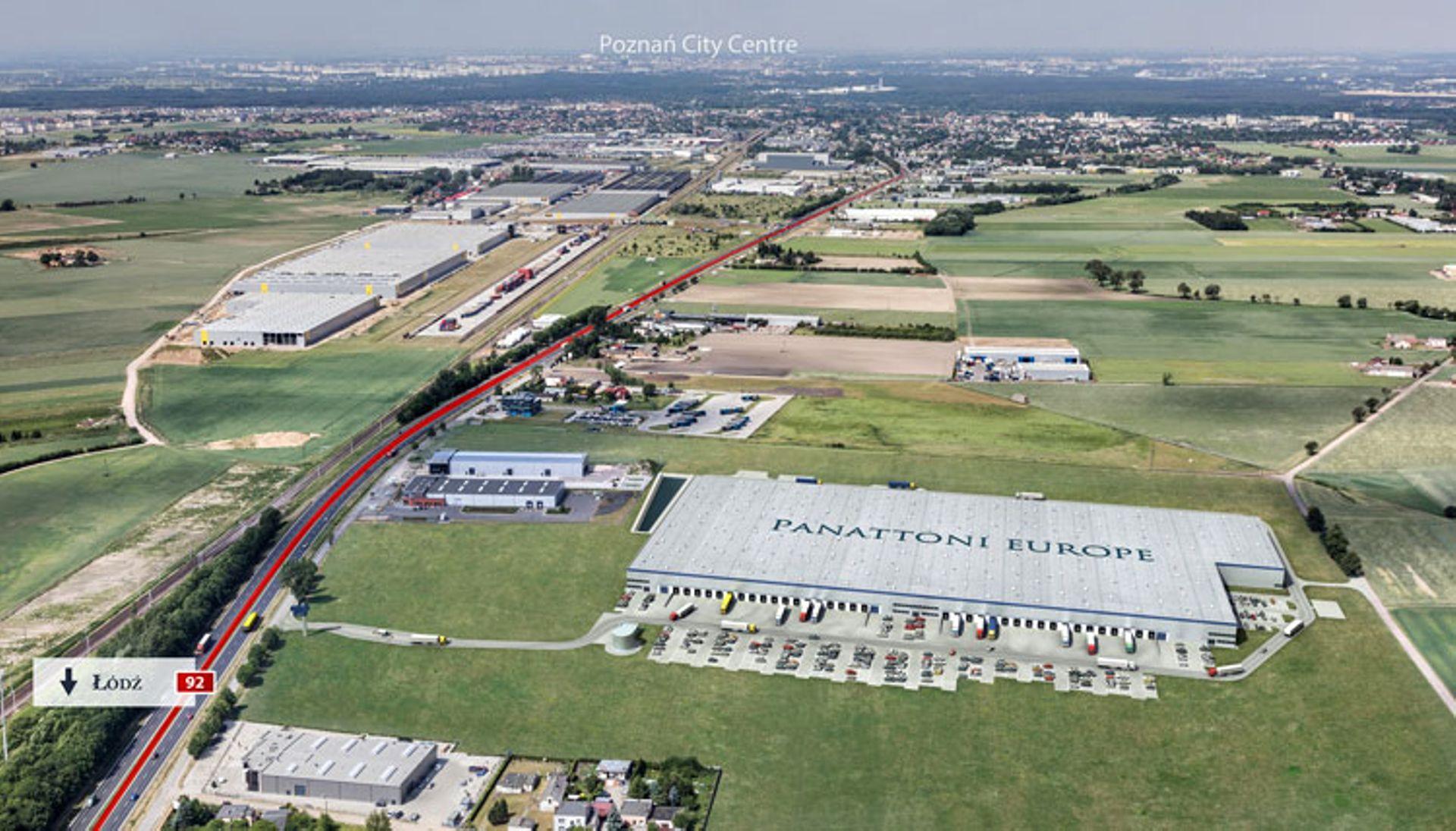 Panattoni wybuduje nowy park magazynowy pod Poznaniem
