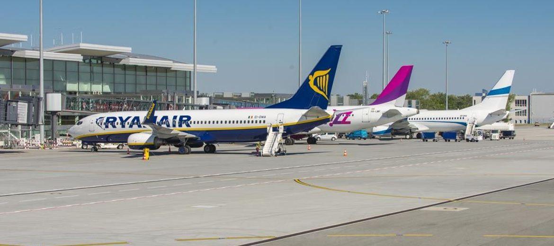 Kolejne rekordy wrocławskiego lotniska