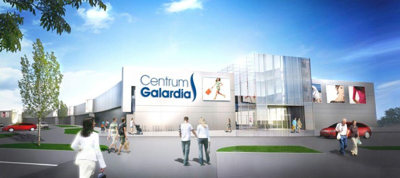 Centrum Handlowe Galardia skomercjalizowane