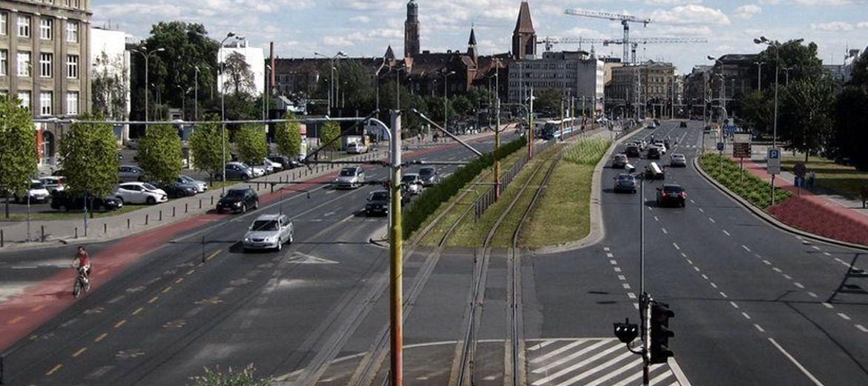 Ulica Legnicka zmieni się