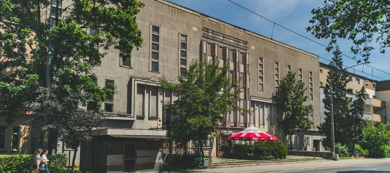 Miasto uratuje dawne kino
