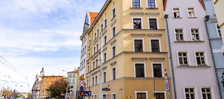 Wrocław: W pobliżu Rynku