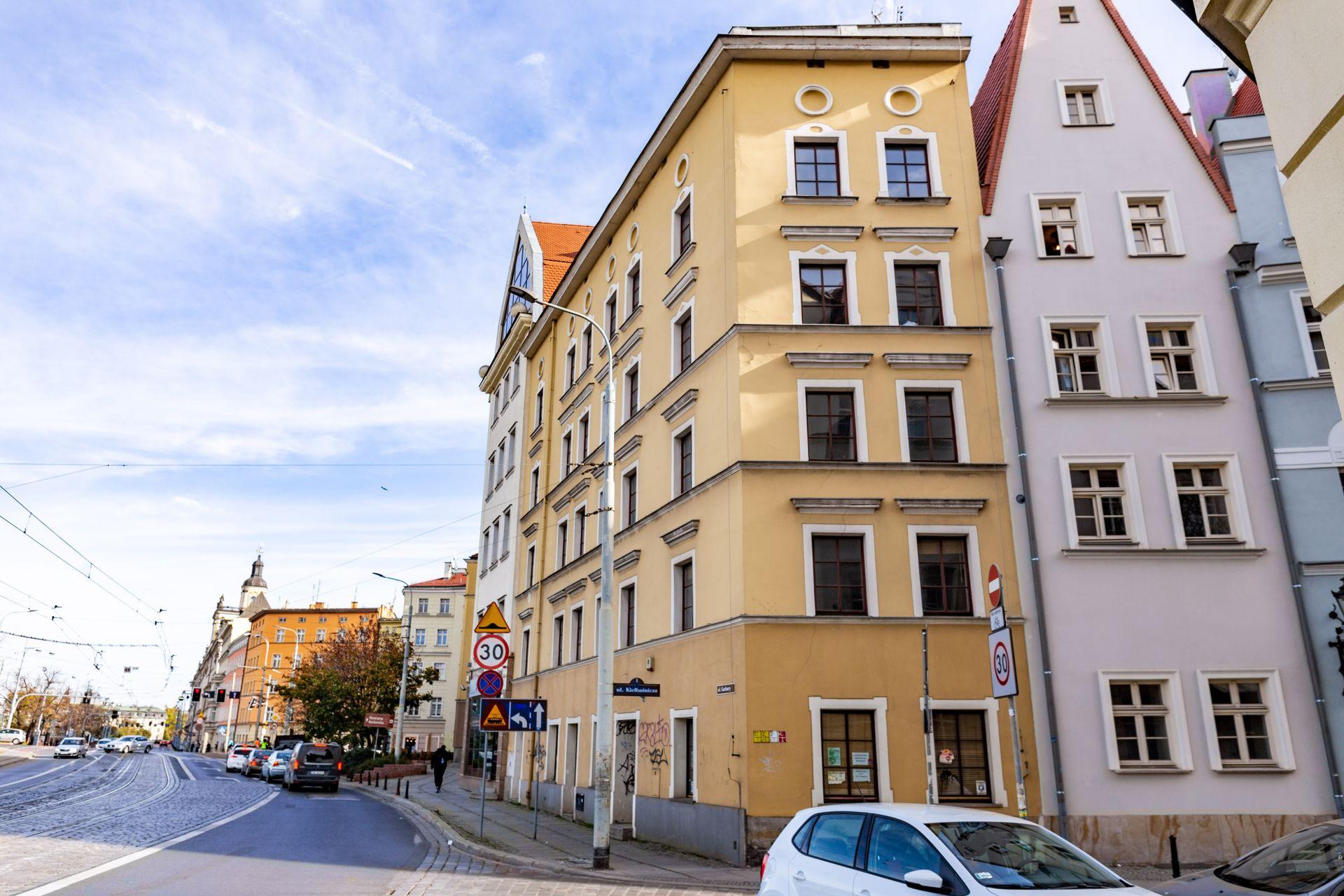 Wrocław: W pobliżu Rynku powstaną nowe apartamenty pod wynajem