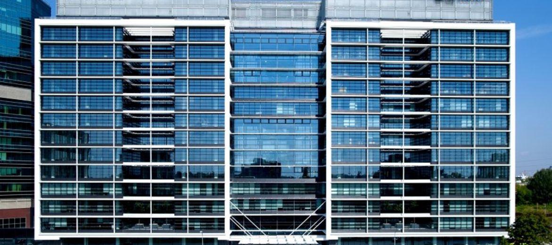 Eurocentrum Office Complex uzupełnia