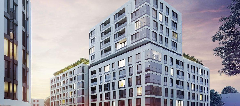 Dwie warszawskie inwestycje mieszkaniowe