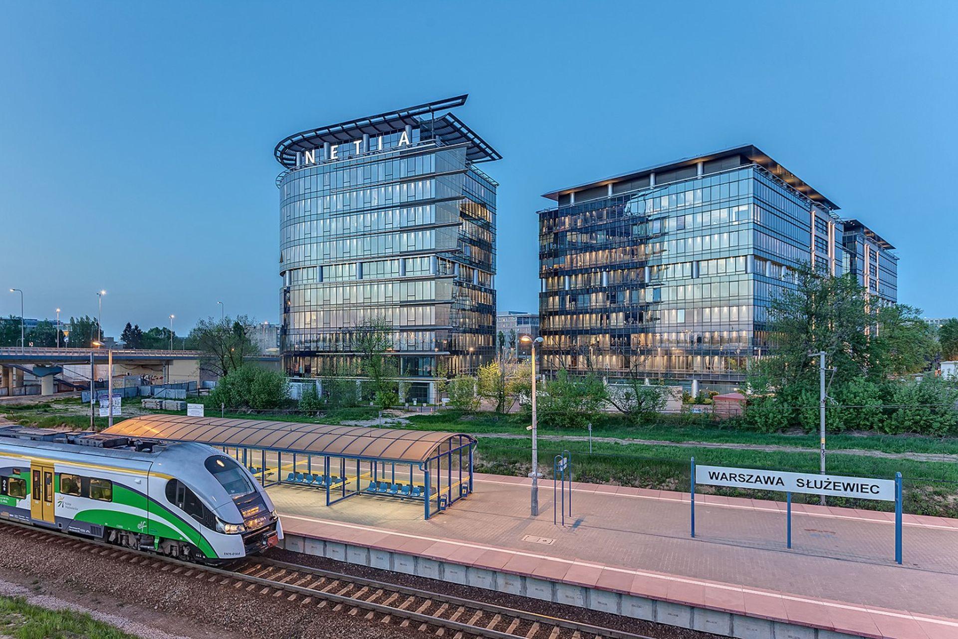 [Warszawa] Marynarska Business Park korzysta na urozmaiceniu oferty dzielnicy biznesowej