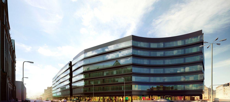 Rusza budowa największego biurowca