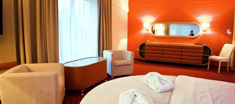 Rosnące standardy bazy hotelowej