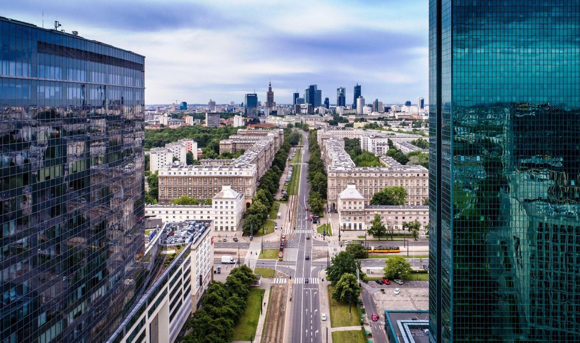 [Warszawa] Rynek biurowy na Mokotowie w Warszawie wciąż się rozbudowuje