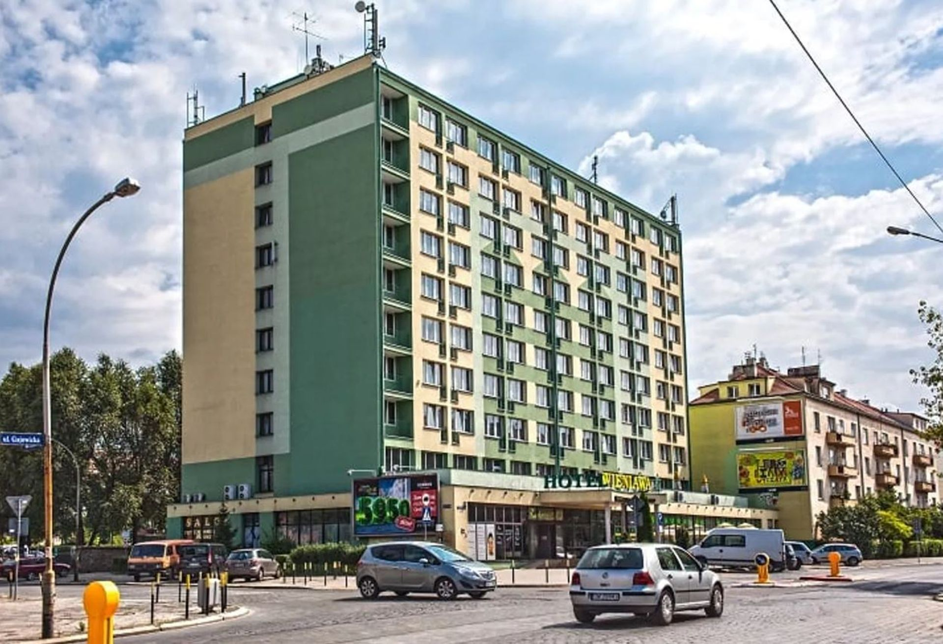W miejsce hotelu Wieniawa miał powstać Sheraton. Na razie powstanie tam izolatorium dla zakażonych koronawirusem
