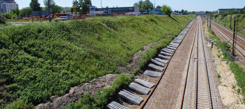 Kraków: Budowa wiaduktu drogowego