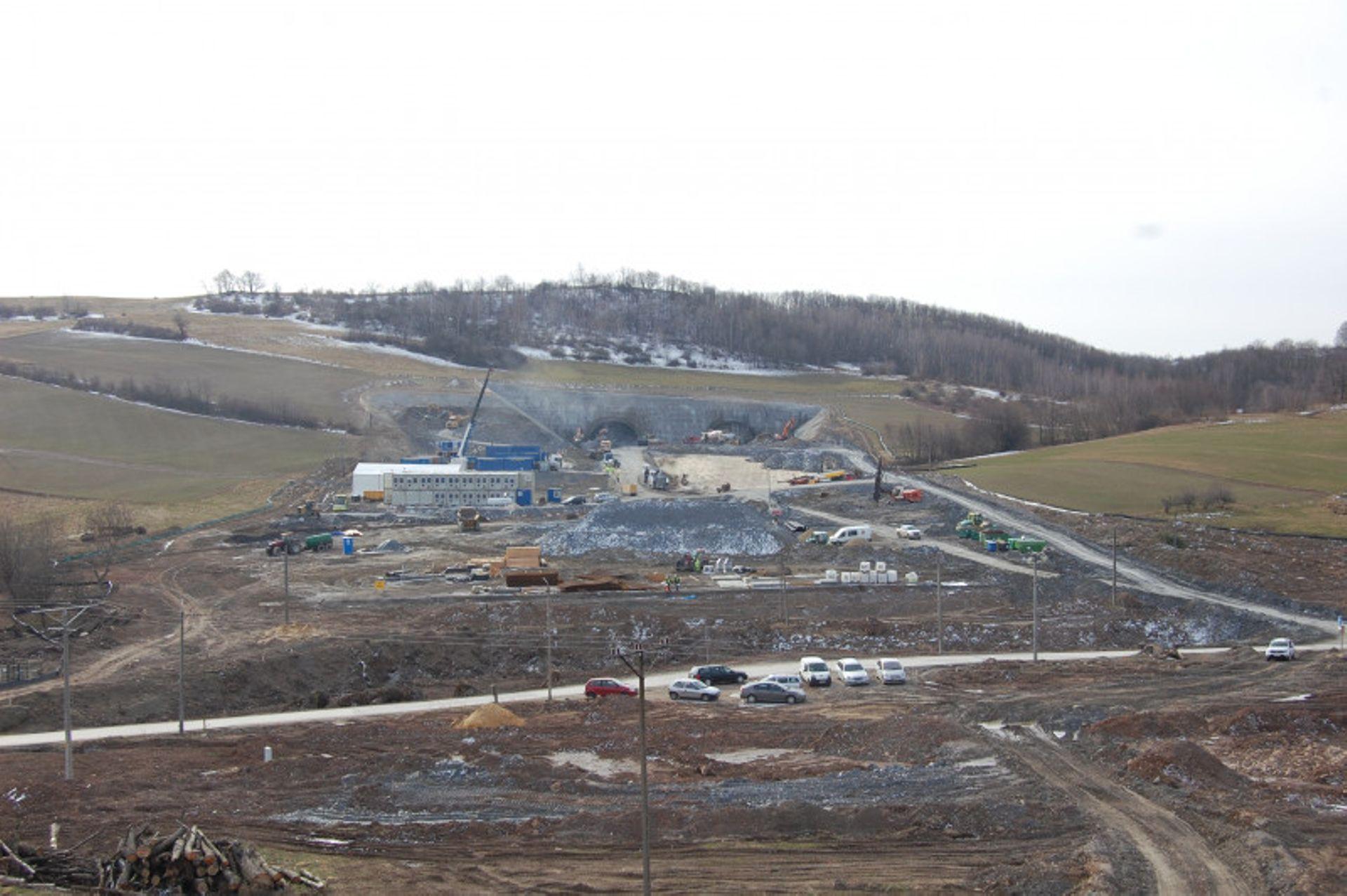 Trwa budowa drogi ekspresowej S3 od Bolkowa do Lubawki