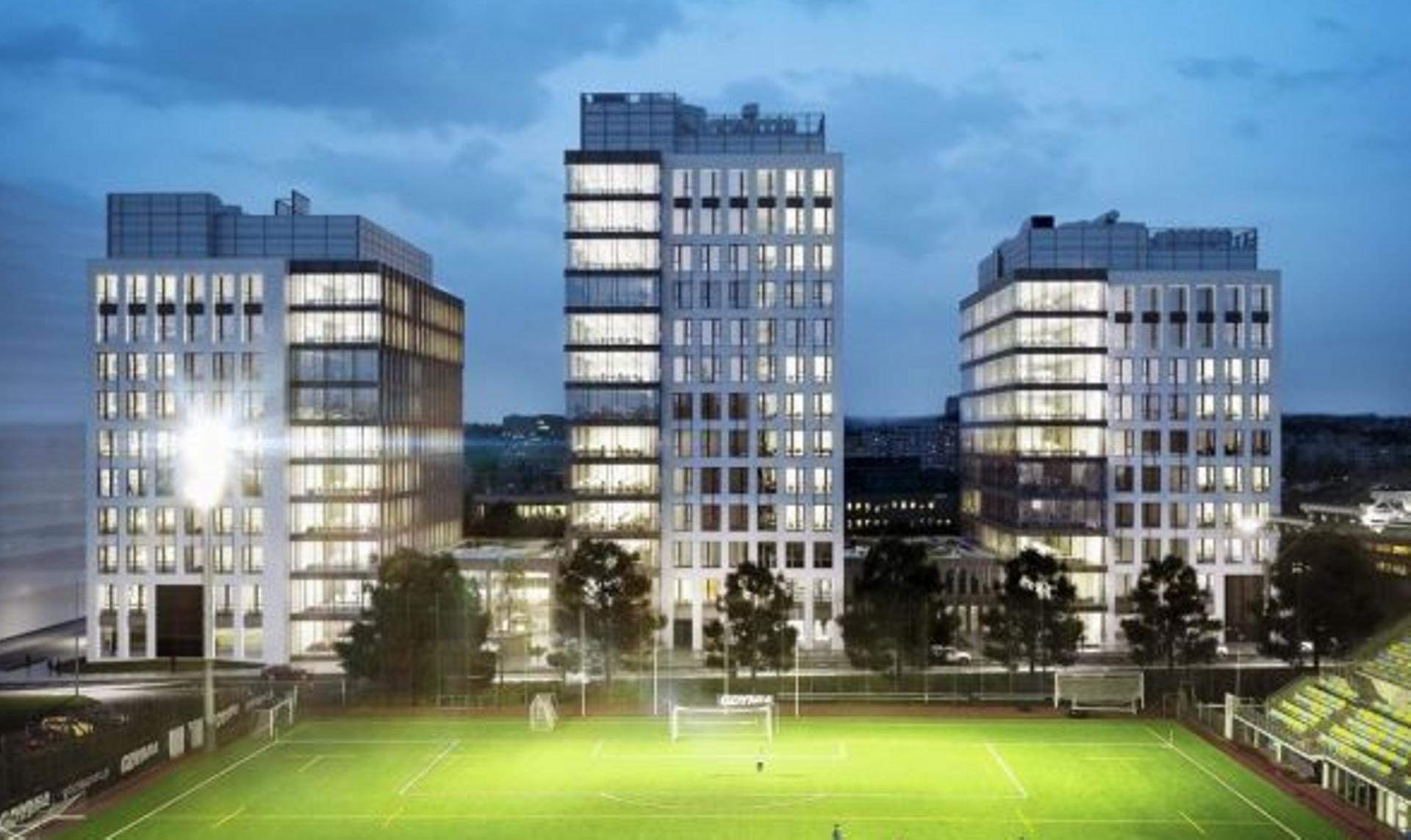 Gdynia: Rusza budowa kompleksu biurowego 3T Office Park