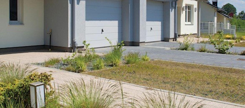 Kolejne domy na osiedlu