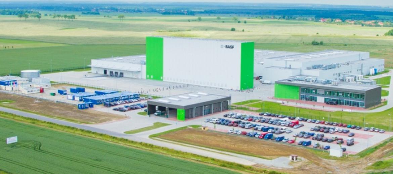 Niemiecki BASF rozbuduje za