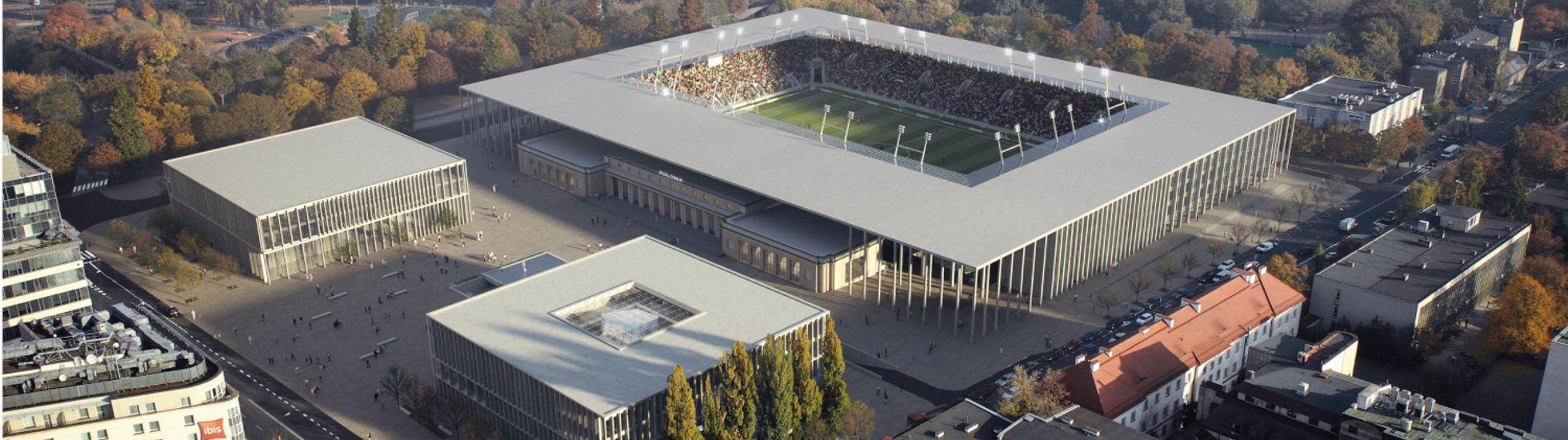 Warszawa: Polonia doczeka się nowego kompleksu sportowego?