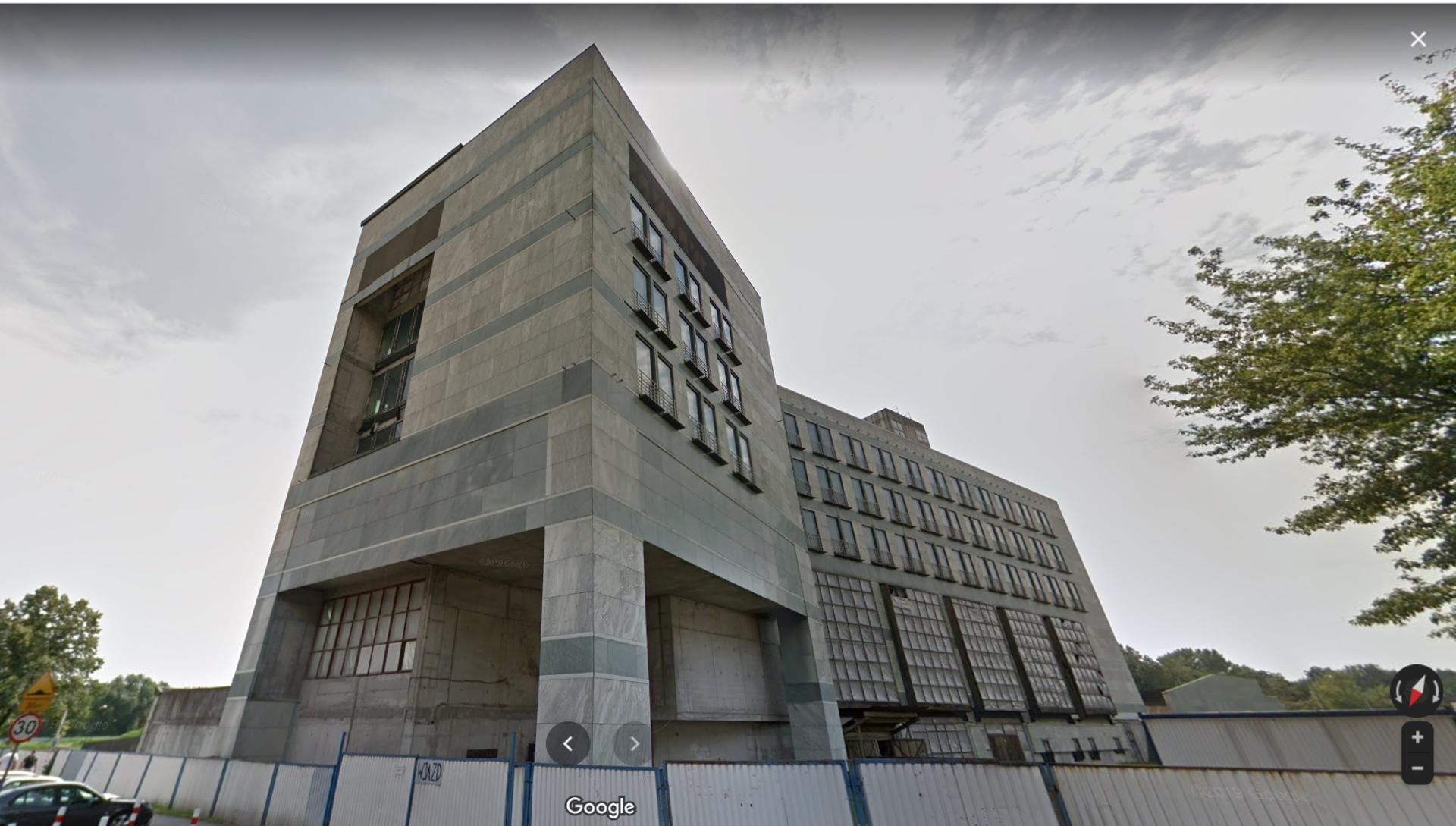 Warszawa: Budynek spółki Europol Gaz został wystawiony na sprzedaż