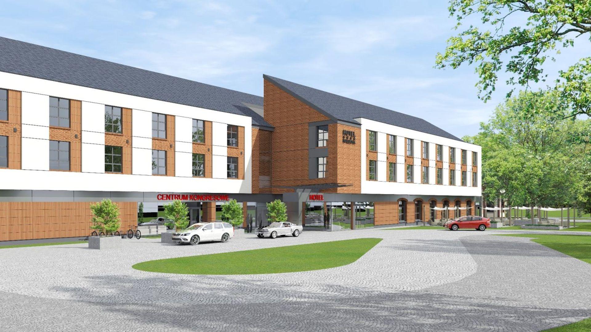 [pomorskie] Kompleks hotelowo-konferencyjny powstaje w Malborku
