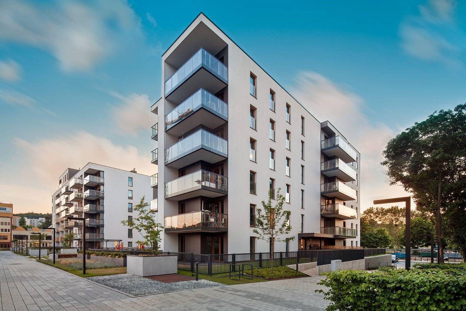 [Gdańsk] Trzy czwarte osiedla Harmonia Oliwska w Gdańsku sprzedane