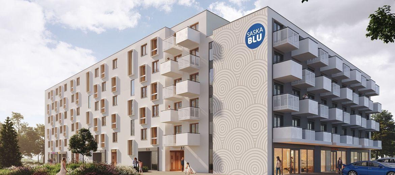 Kraków: Saska Blu –