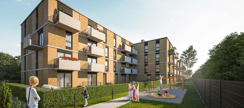 Warszawa: Apartamenty Ostródzka –