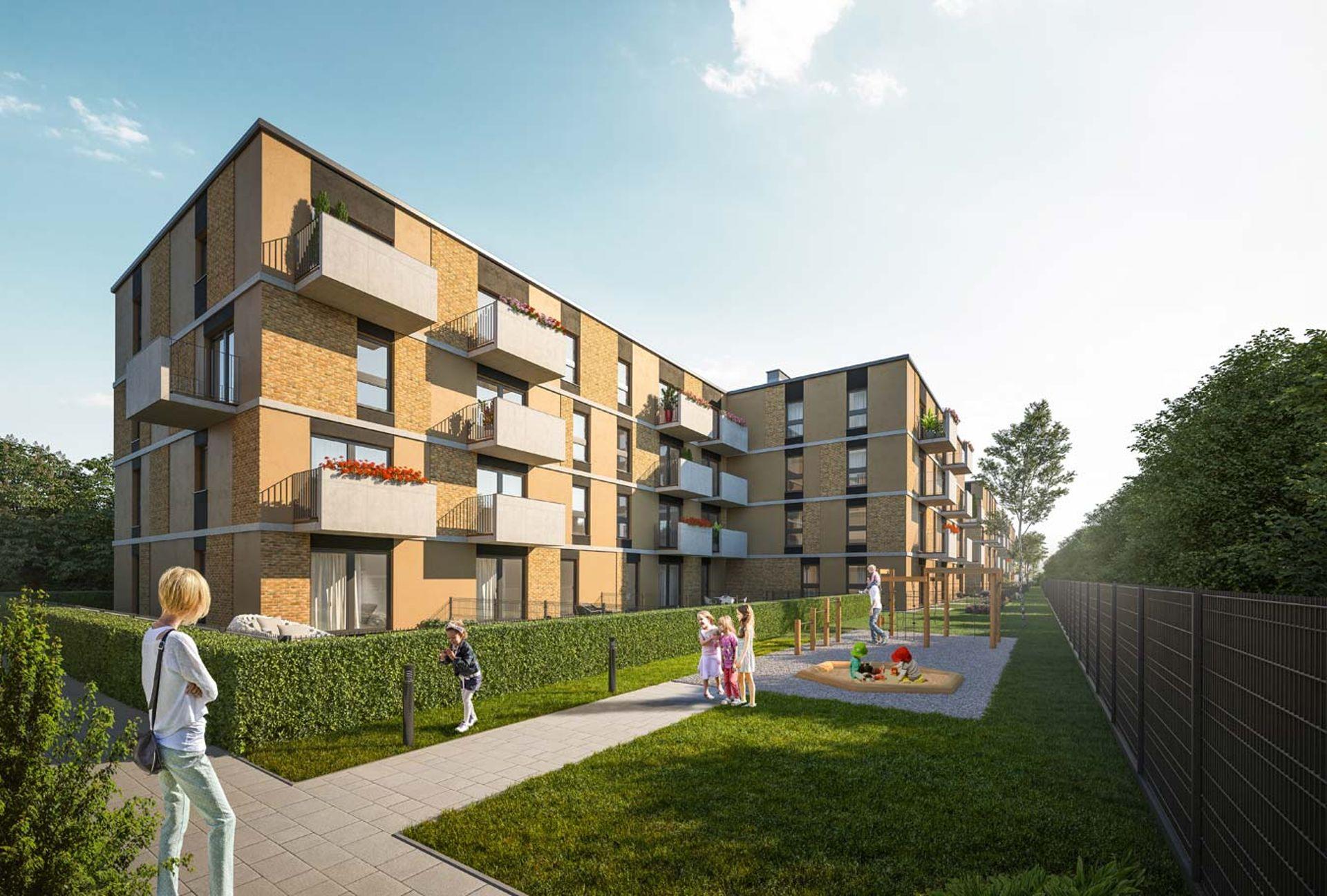 Warszawa: Apartamenty Ostródzka – Atal rusza z budową na Białołęce. Na start ponad 100 mieszkań